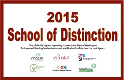 School of Distinction Award
