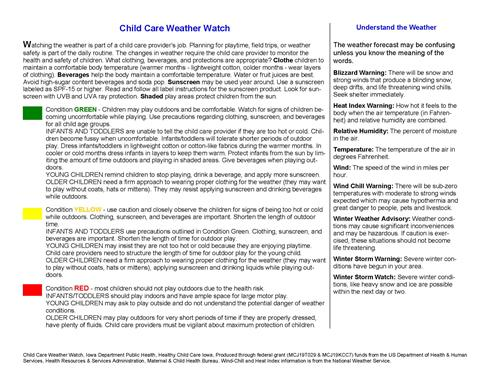 weather watch page 2 of 2