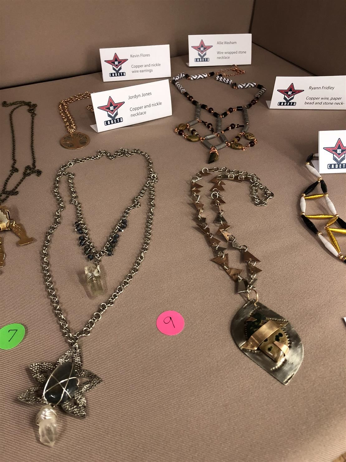 High School Jewelry Competition