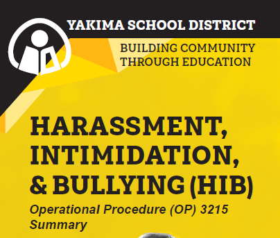 Bullying: Harassment, Intimidation, and Bullying