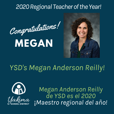 Regional Teacher of the Year
