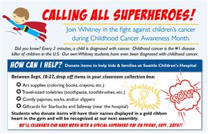 Calling All Superheroes!