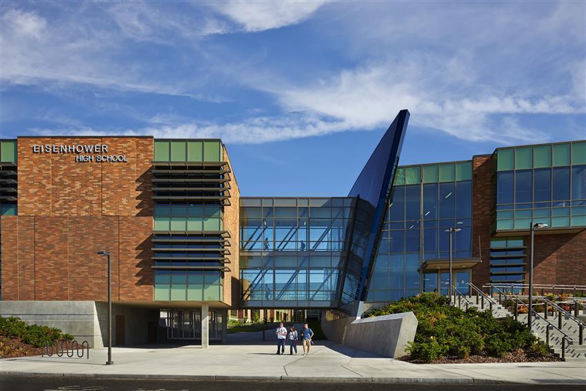 Construction Projects Eisenhower High School